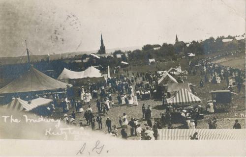 Kutztown Fair - the midway