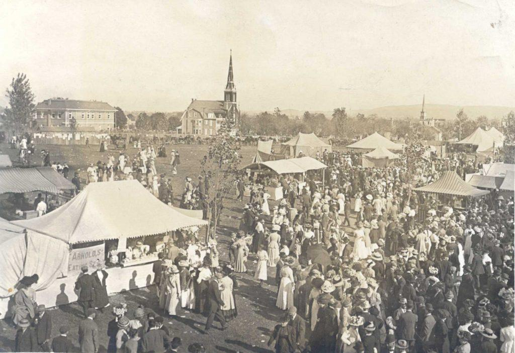 About the Kutztown Fair & History of the Fairgrounds