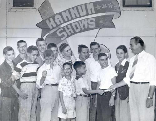 Kutztown Fair - paper boys